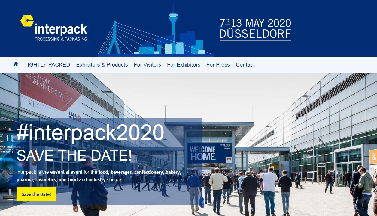 Германи Интерпацк 2020 Екхибитион